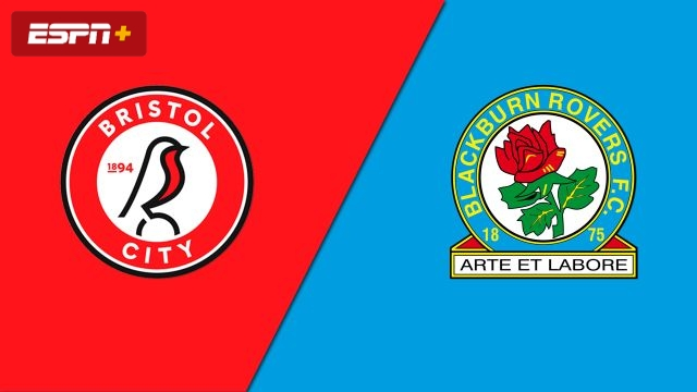 Bristol City vs. Blackburn Rovers (English League Championship)