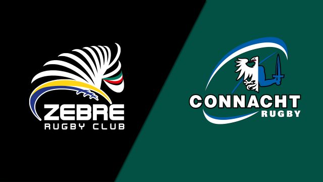 Zebre Rugby Club vs. Connacht (Guinness PRO14 Rugby)