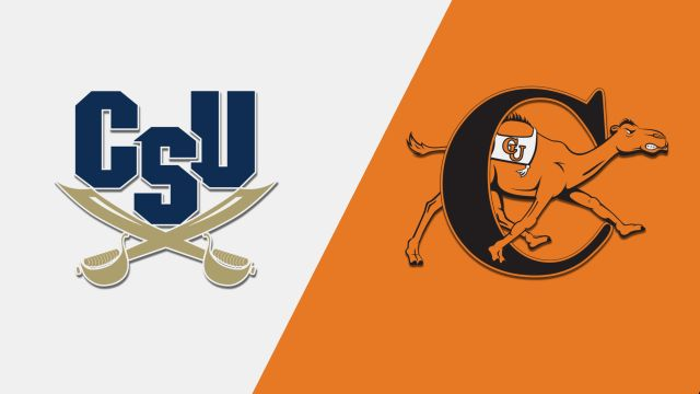 Charleston Southern vs. Campbell (Football)