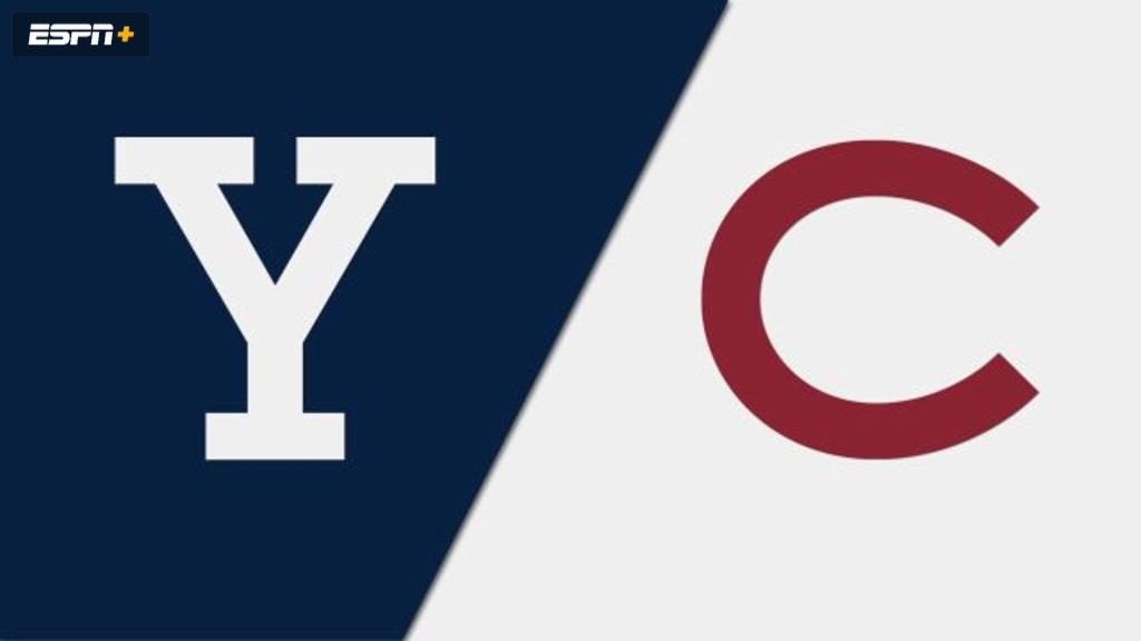 Yale vs. Colgate (M Hockey)