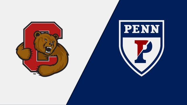 Cornell vs. #5 Pennsylvania (W Lacrosse)