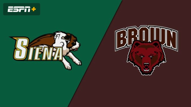 Siena vs. Brown (W Lacrosse)