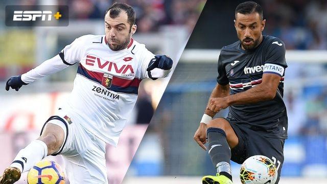Genoa vs. Sampdoria (Serie A)