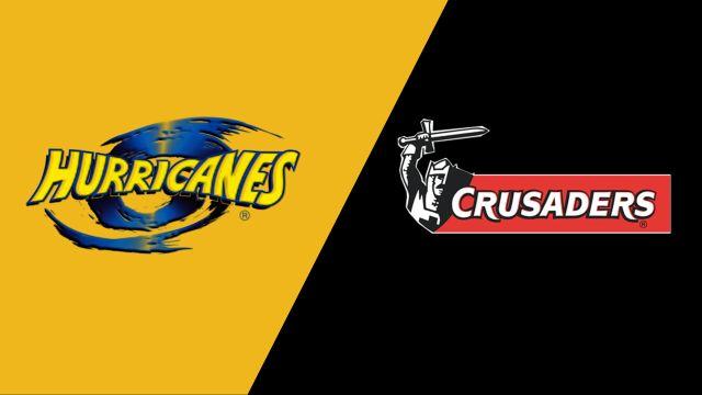 Hurricanes vs. Crusaders