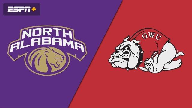 North Alabama vs. Gardner-Webb (Football)