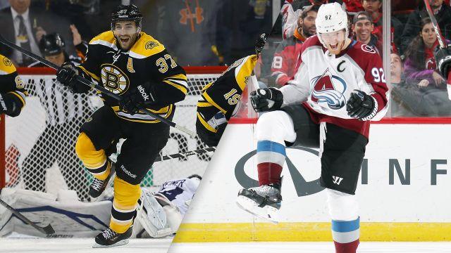Boston Bruins vs. Colorado Avalanche