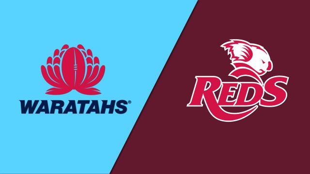 Waratahs vs. Reds