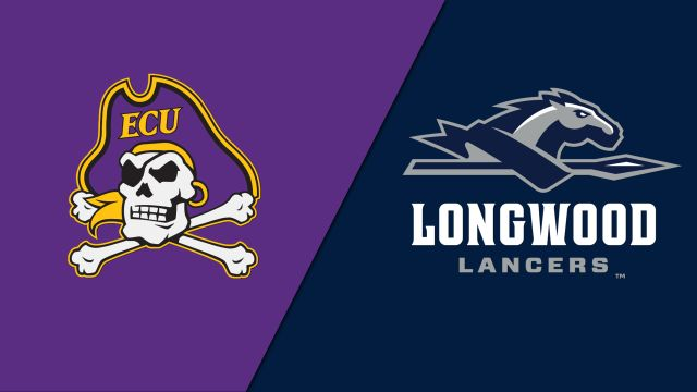 East Carolina vs. Longwood (W Lacrosse)