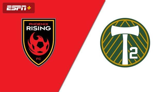 Phoenix Rising FC vs. Portland Timbers 2 (USL Championship)