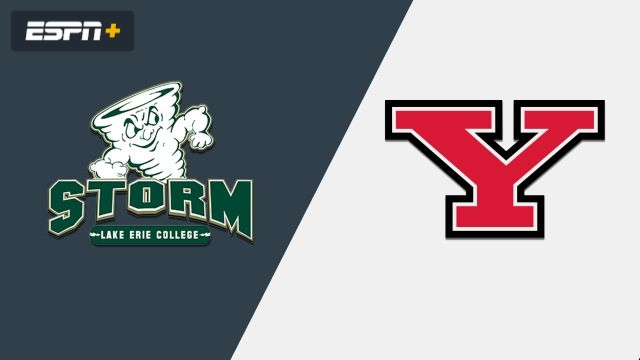 Lake Erie vs. Youngstown State (W Basketball)