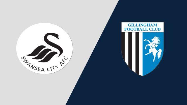 Image result for Swansea City vs Gillingham