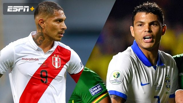 Peru vs. Brazil (Group Stage) (Copa America)