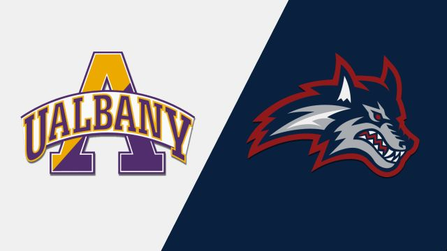 Albany vs. Stony Brook (W Basketball)