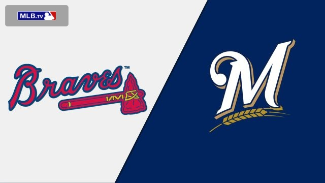 Atlanta Braves vs. Milwaukee Brewers