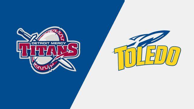 Detroit Mercy vs. Toledo (W Basketball)