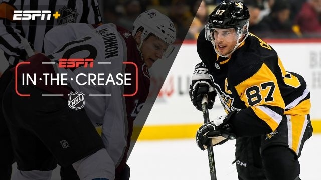 Thu, 10/17 - In the Crease