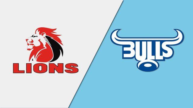 Lions vs. Bulls
