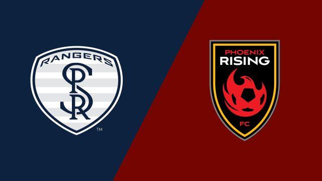 Swope Park Rangers vs. Phoenix Rising FC