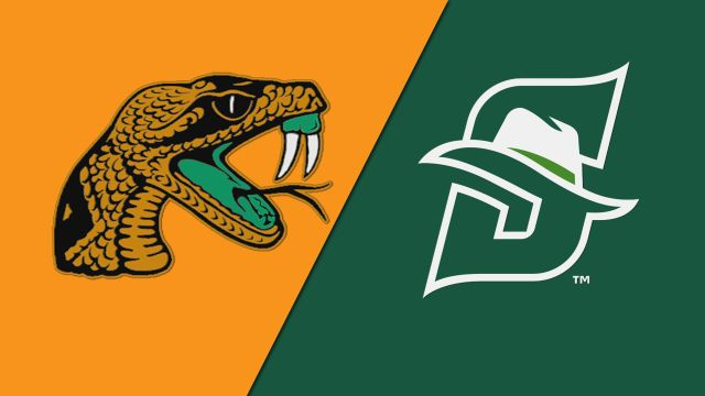 Florida A&M vs. Stetson (W Basketball)