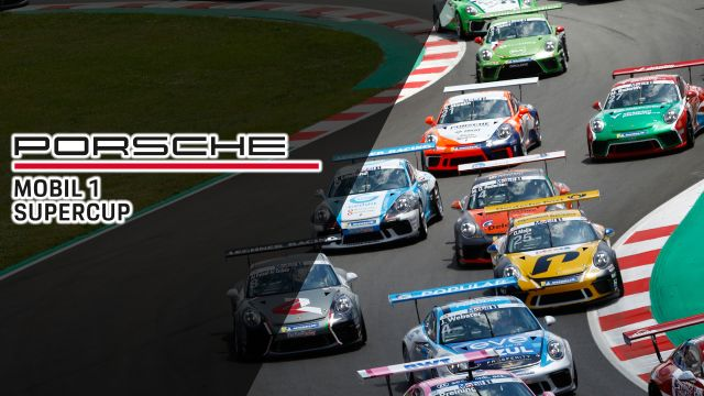 Porsche Supercup Series Monaco Race
