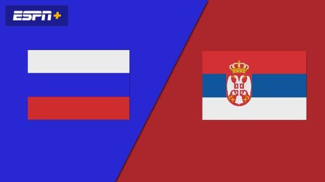 Russia vs. Serbia (Group Phase) (FIBA Women's EuroBasket 2019)