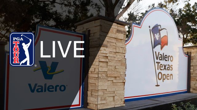 Valero Texas Open - Featured Groups - Day 1