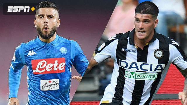 159ab702a0 Napoli vs. Udinese (Serie A)