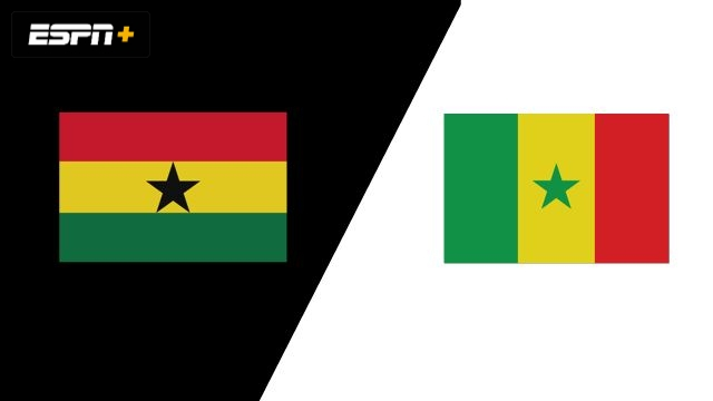 Ghana vs. Senegal (Cup Final)