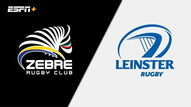 Zebre Rugby Club vs. Leinster (Guinness PRO14 Rugby)