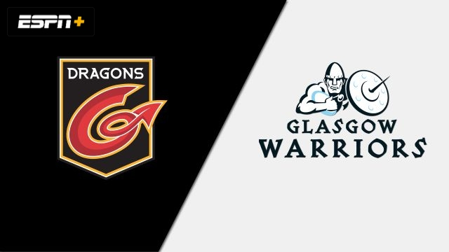 Dragons vs. Glasgow Warriors (Guinness PRO14 Rugby)
