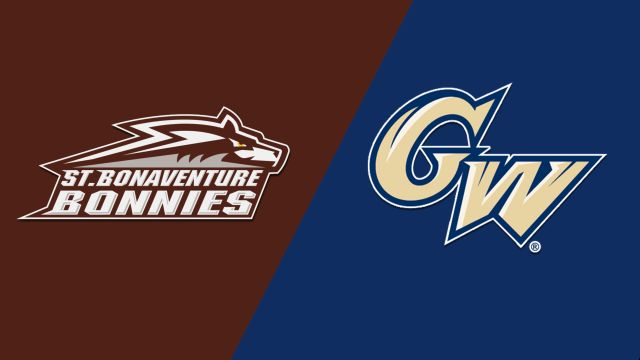 St. Bonaventure vs. George Washington (W Basketball)
