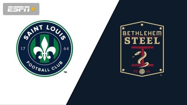 Saint Louis FC vs. Bethlehem Steel FC (USL Championship)