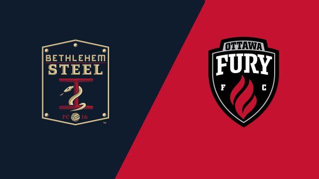Bethlehem Steel FC vs. Ottawa Fury FC