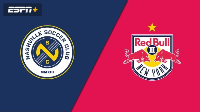 Nashville SC vs. New York Red Bulls II (USL Championship)