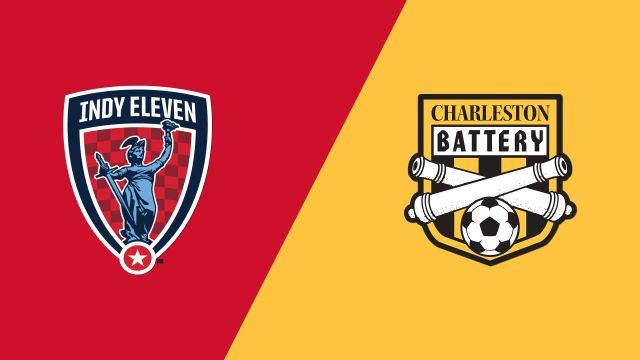 Indy Eleven vs. Charleston Battery