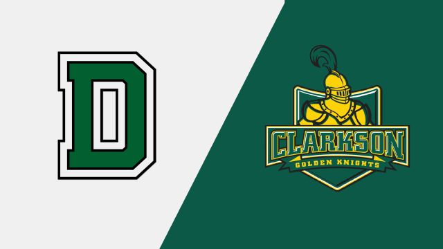 Dartmouth vs. #10 Clarkson (M Hockey)