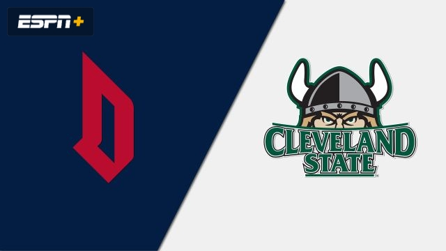 Duquesne vs. Cleveland State (M Soccer)