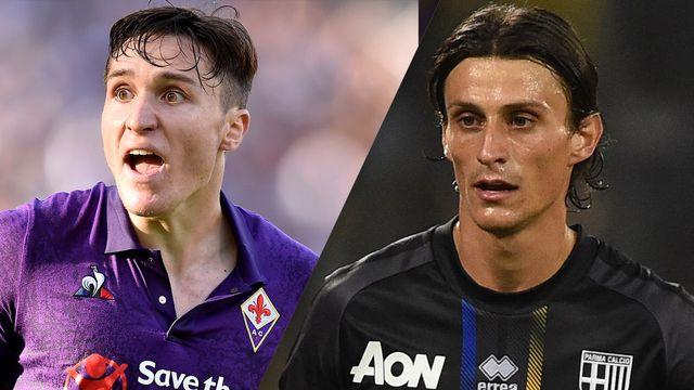Fiorentina vs. Parma (Serie A)