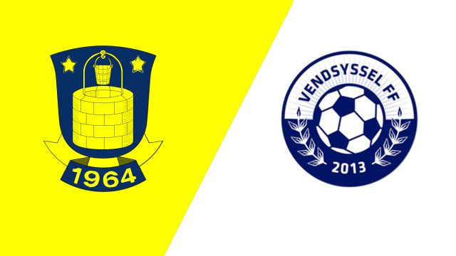 Brondby IF vs. Vendsyssel FF (Danish Superliga)