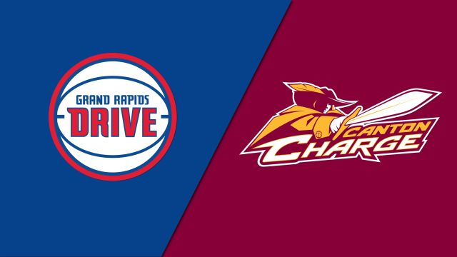 Grand Rapids Drive vs. Canton Charge