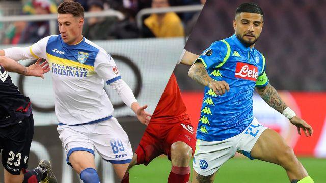Frosinone vs. Napoli (Serie A)