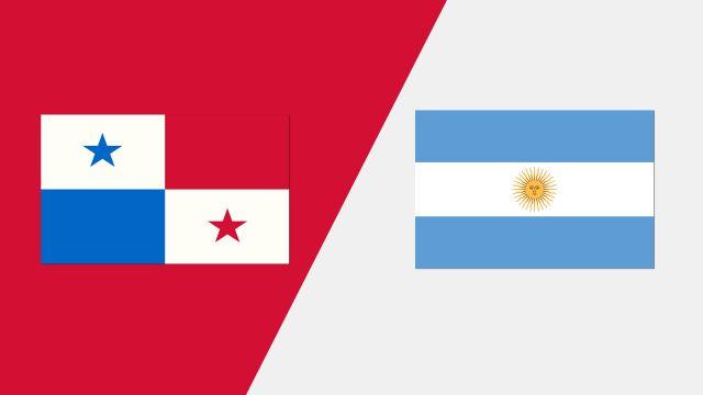 Panama vs. Argentina (FIBA World Cup 2019 Qualifier)