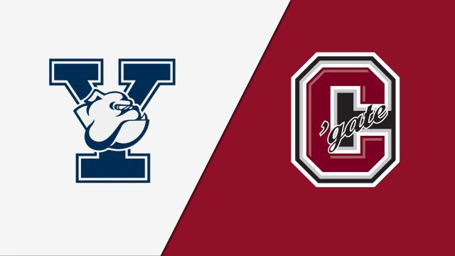 Yale vs. #9 Colgate (W Hockey)