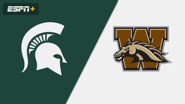 Michigan State vs. Western Michigan (W Volleyball)