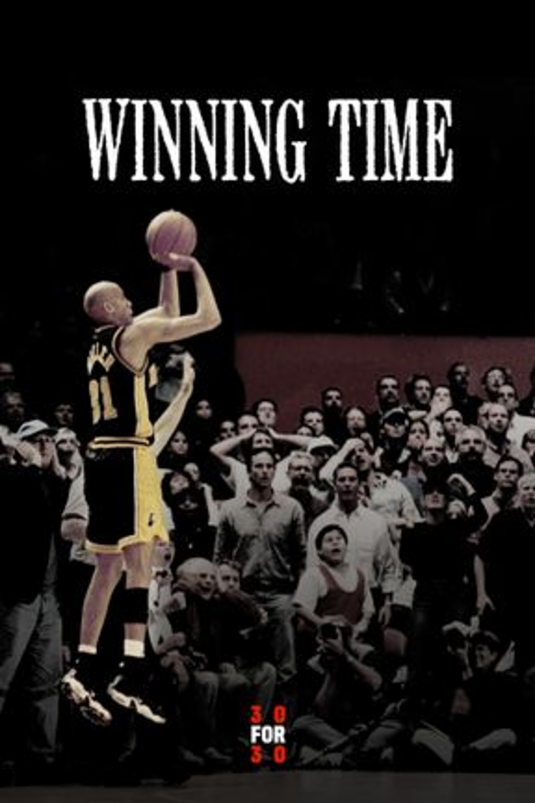 Winning Time: Reggie Miller vs. The New York Knicks