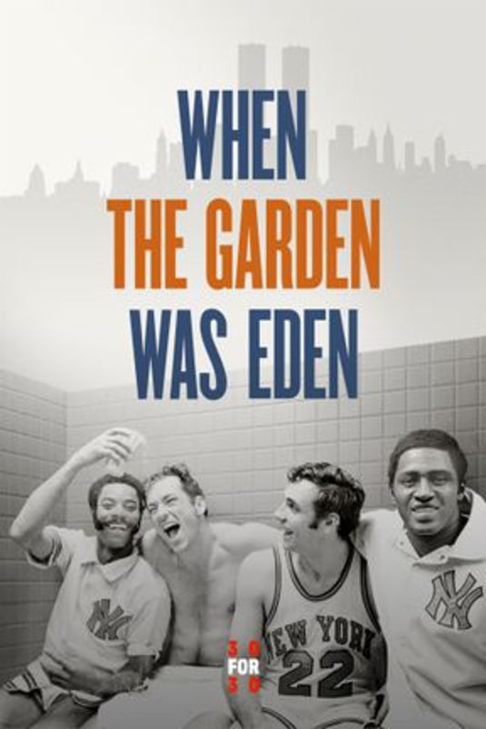 When the Garden Was Eden