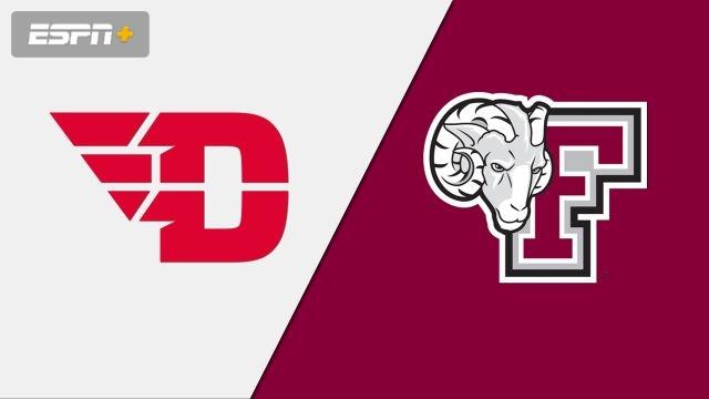 Dayton vs. Fordham (W Volleyball)