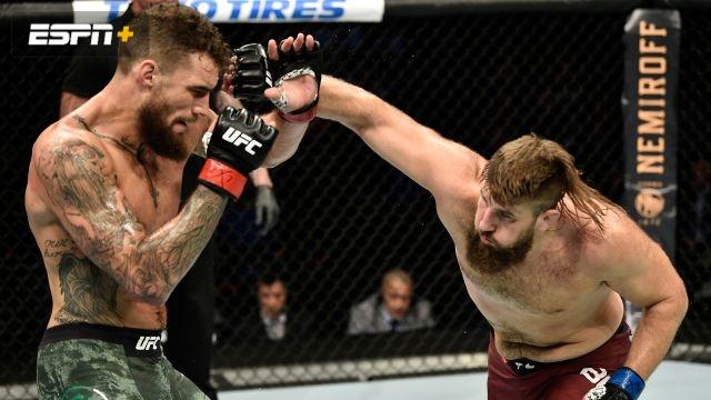 Daniel Spitz vs. Tanner Boser (UFC Fight Night: Reyes vs. Weidman)
