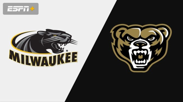 Milwaukee vs. Oakland (M Basketball)