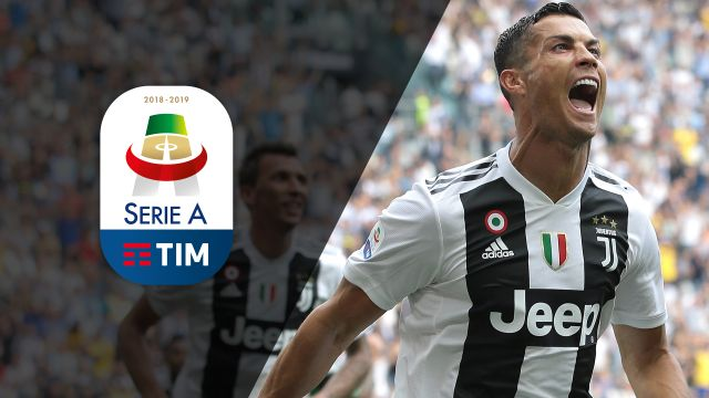 Tue, 9/18 - Serie A Full Impact